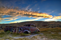 Chevy Sunset by Crystal Nederman